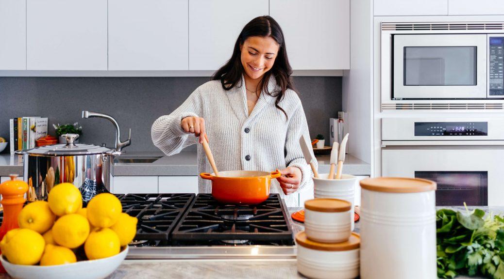 Roestvrijstaal in de keuken